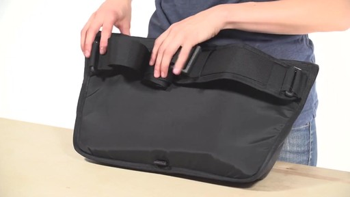 TIMBUK2 Catapult Cycling Messenger Bag - image 10 from the video