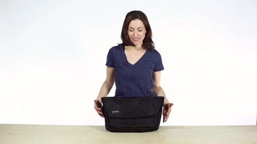 TIMBUK2 Catapult Cycling Messenger Bag - image 2 from the video