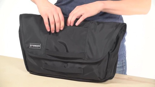 TIMBUK2 Catapult Cycling Messenger Bag - image 3 from the video