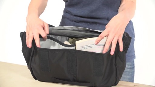 TIMBUK2 Catapult Cycling Messenger Bag - image 4 from the video