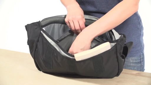 TIMBUK2 Catapult Cycling Messenger Bag - image 6 from the video
