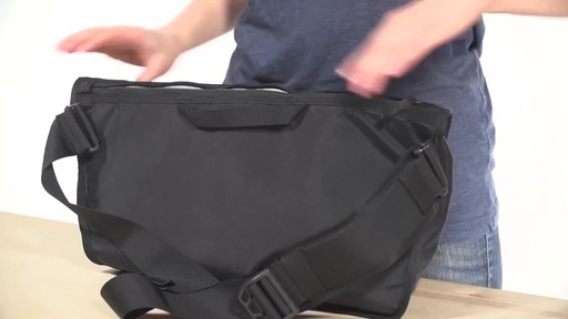 TIMBUK2 Catapult Cycling Messenger Bag - image 7 from the video