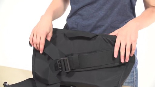 TIMBUK2 Catapult Cycling Messenger Bag - image 8 from the video