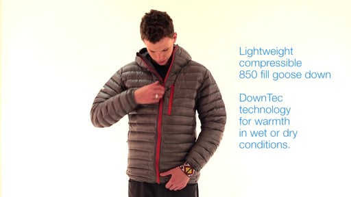 EMS Men's Icarus Down Jacket - image 1 from the video