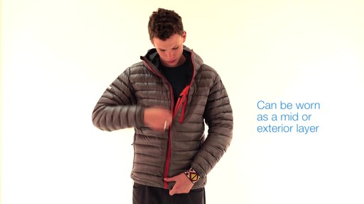 EMS Men's Icarus Down Jacket - image 2 from the video