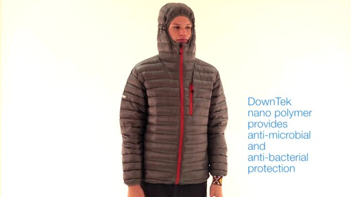 EMS Men's Icarus Down Jacket - image 9 from the video