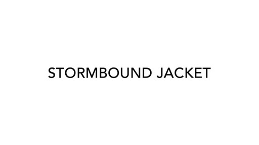 Outdoor Research Stormbound Jacket 187 Eastern Mountain Sports