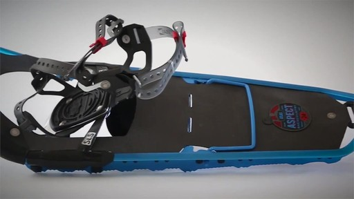 ATLAS Aspect Snowshoes - image 1 from the video