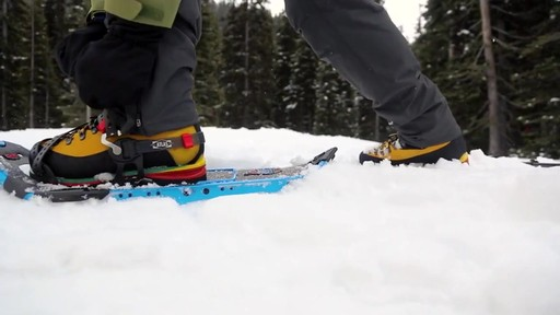 ATLAS Aspect Snowshoes - image 8 from the video