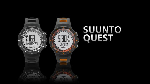 SUUNTO Quest Heart Rate Monitor - image 1 from the video