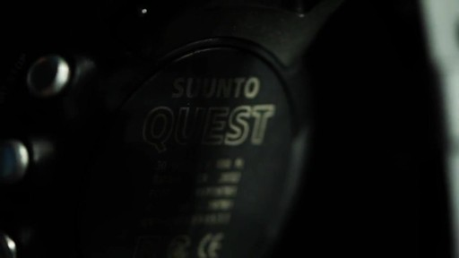 SUUNTO Quest Heart Rate Monitor - image 8 from the video