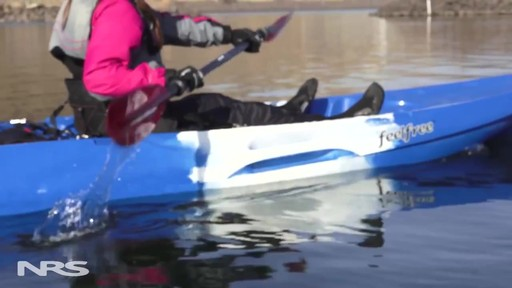 NRS Women's Zoya Mesh Back PFD - image 10 from the video
