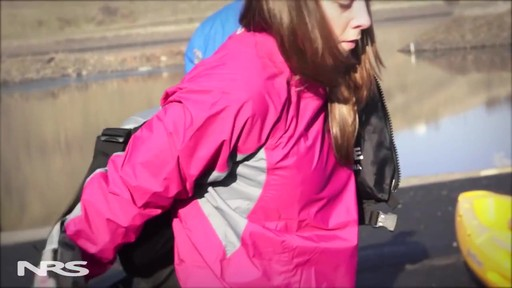 NRS Women's Zoya Mesh Back PFD - image 3 from the video
