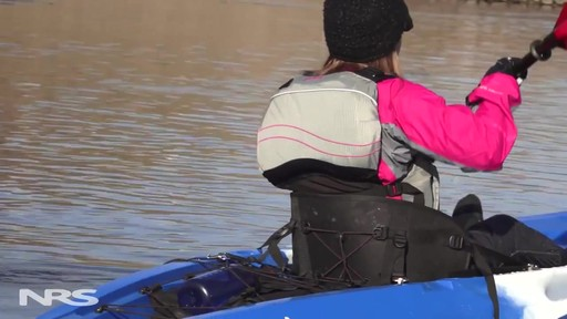 NRS Women's Zoya Mesh Back PFD - image 7 from the video