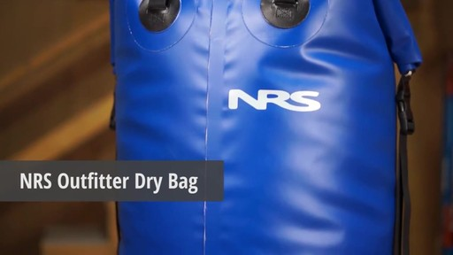 NRS 3.8 Outfitter Dry Bag - image 1 from the video