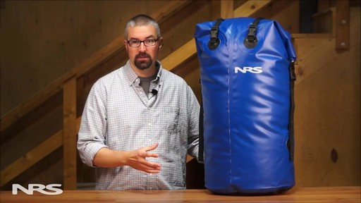 NRS 3.8 Outfitter Dry Bag - image 3 from the video