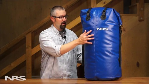 NRS 3.8 Outfitter Dry Bag - image 4 from the video