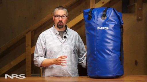 NRS 3.8 Outfitter Dry Bag - image 9 from the video