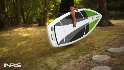 Inflatable SUP Board Cleaning and Care - image 1 from the video