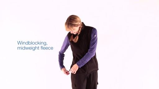 EMS Women's WindFactor Fleece Vest - image 1 from the video