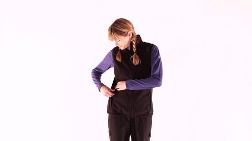 EMS Women's WindFactor Fleece Vest - image 2 from the video