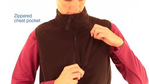 EMS Women's WindFactor Fleece Vest - image 5 from the video