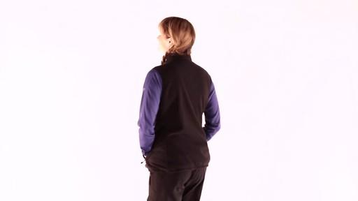 EMS Women's WindFactor Fleece Vest - image 8 from the video