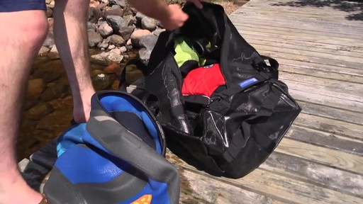 WATERSHED Waterproof Bags - image 4 from the video