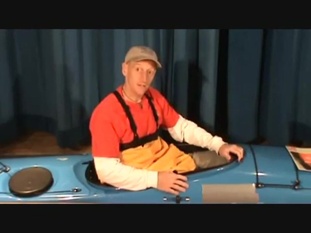 SEALS How to Install a Seals Nylon Kayak Sprayskirt - image 1 from the video