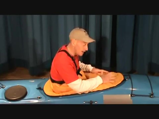 SEALS How to Install a Seals Nylon Kayak Sprayskirt - image 10 from the video