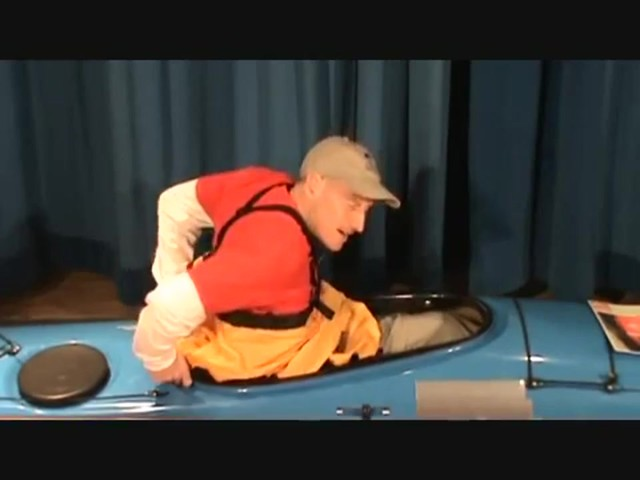 SEALS How to Install a Seals Nylon Kayak Sprayskirt - image 2 from the video