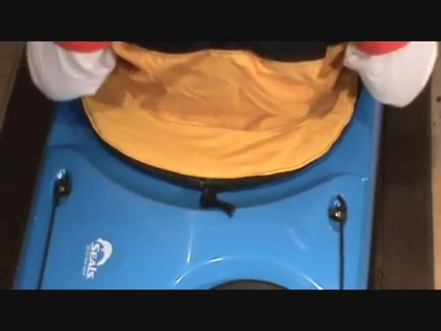 SEALS How to Install a Seals Nylon Kayak Sprayskirt - image 3 from the video