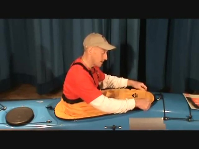 SEALS How to Install a Seals Nylon Kayak Sprayskirt - image 4 from the video