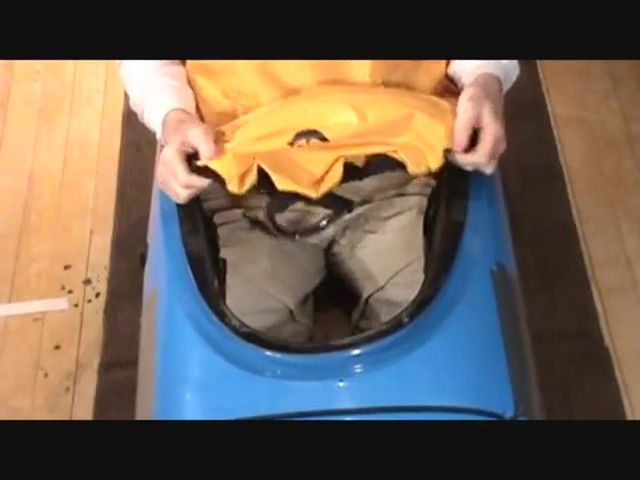 SEALS How to Install a Seals Nylon Kayak Sprayskirt - image 5 from the video