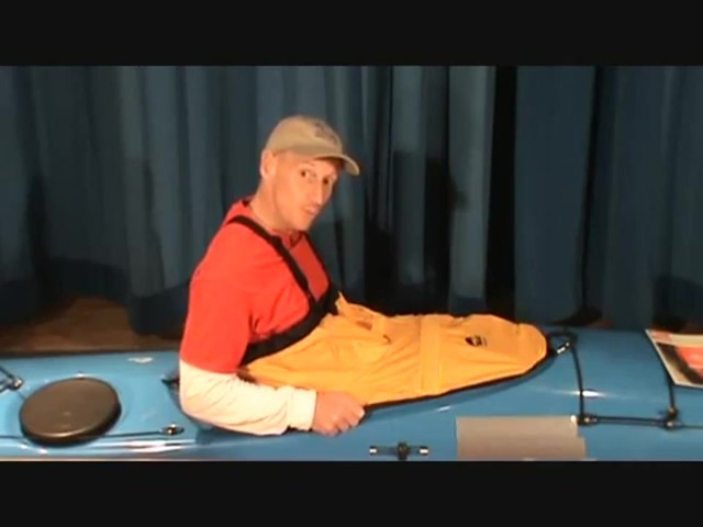 SEALS How to Install a Seals Nylon Kayak Sprayskirt - image 6 from the video