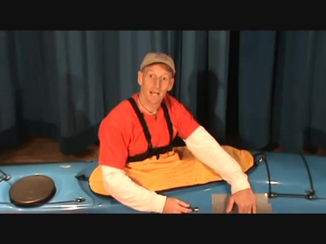SEALS How to Install a Seals Nylon Kayak Sprayskirt - image 7 from the video