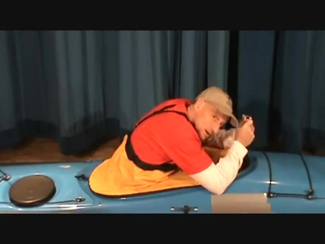 SEALS How to Install a Seals Nylon Kayak Sprayskirt - image 8 from the video