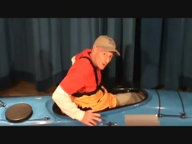 SEALS How to Install a Seals Nylon Kayak Sprayskirt - image 9 from the video