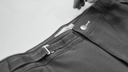 BLACK DIAMOND Men's BDV Pants - image 5 from the video