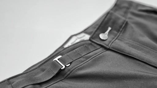BLACK DIAMOND Men's BDV Pants - image 9 from the video