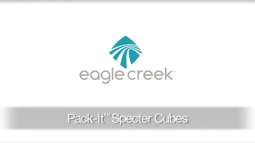 EAGLE CREEK Pack-It Specter Quarter Cube - image 1 from the video