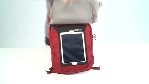 OSPREY Pixel Port Daypack - image 2 from the video