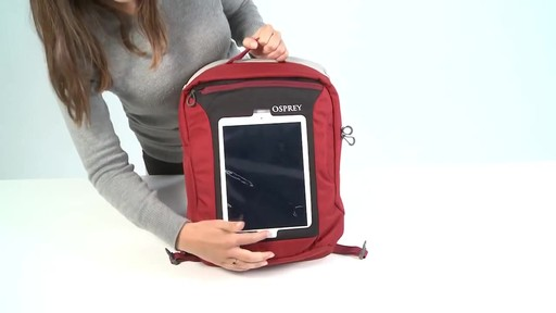 OSPREY Pixel Port Daypack - image 3 from the video