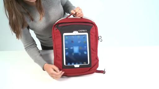 OSPREY Pixel Port Daypack - image 4 from the video