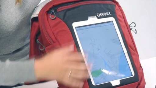 OSPREY Pixel Port Daypack - image 5 from the video