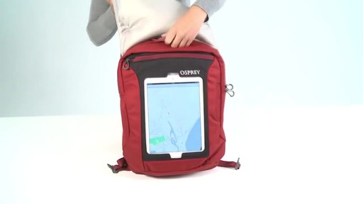 OSPREY Pixel Port Daypack - image 6 from the video