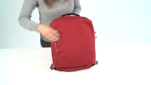 OSPREY Pixel Port Daypack - image 8 from the video