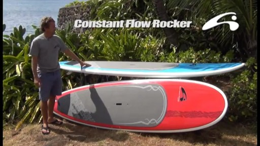AMUNDSON Cross Stand Up Paddleboards - image 3 from the video