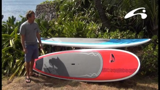 AMUNDSON Cross Stand Up Paddleboards - image 5 from the video