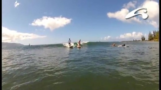 AMUNDSON Cross Stand Up Paddleboards - image 6 from the video
